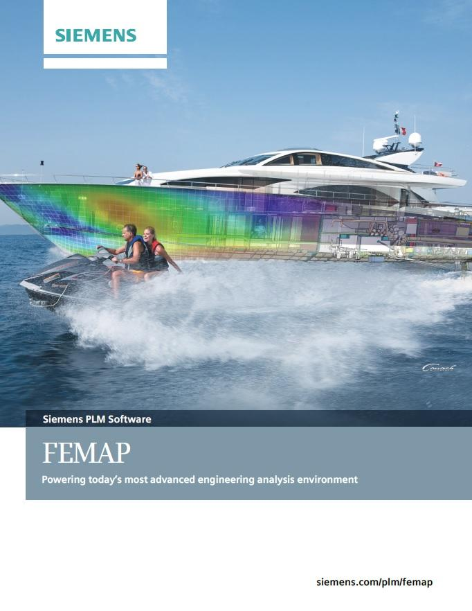 FEMAP brochure cover