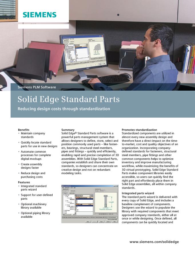 SE standard parts