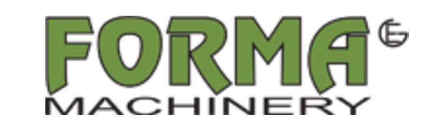 Forma machinery